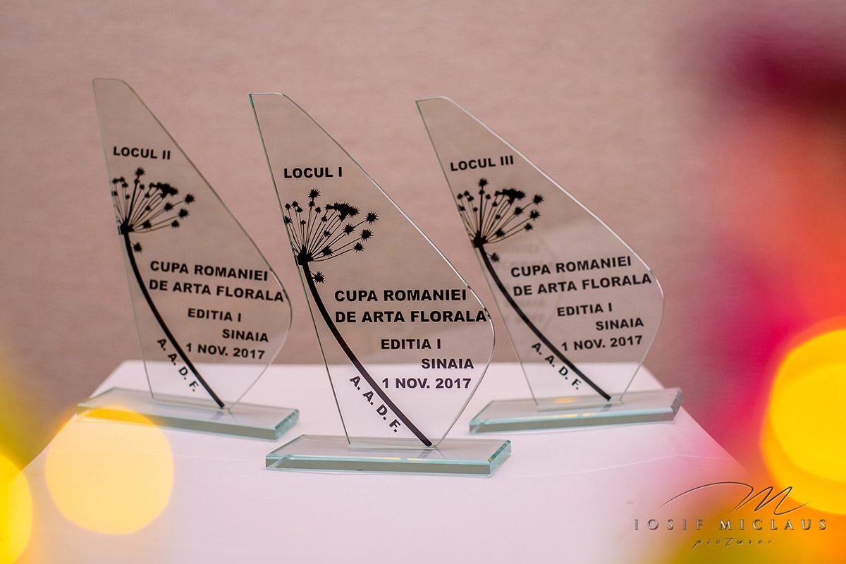 Cupa Romaniei de Arta Florala 2017