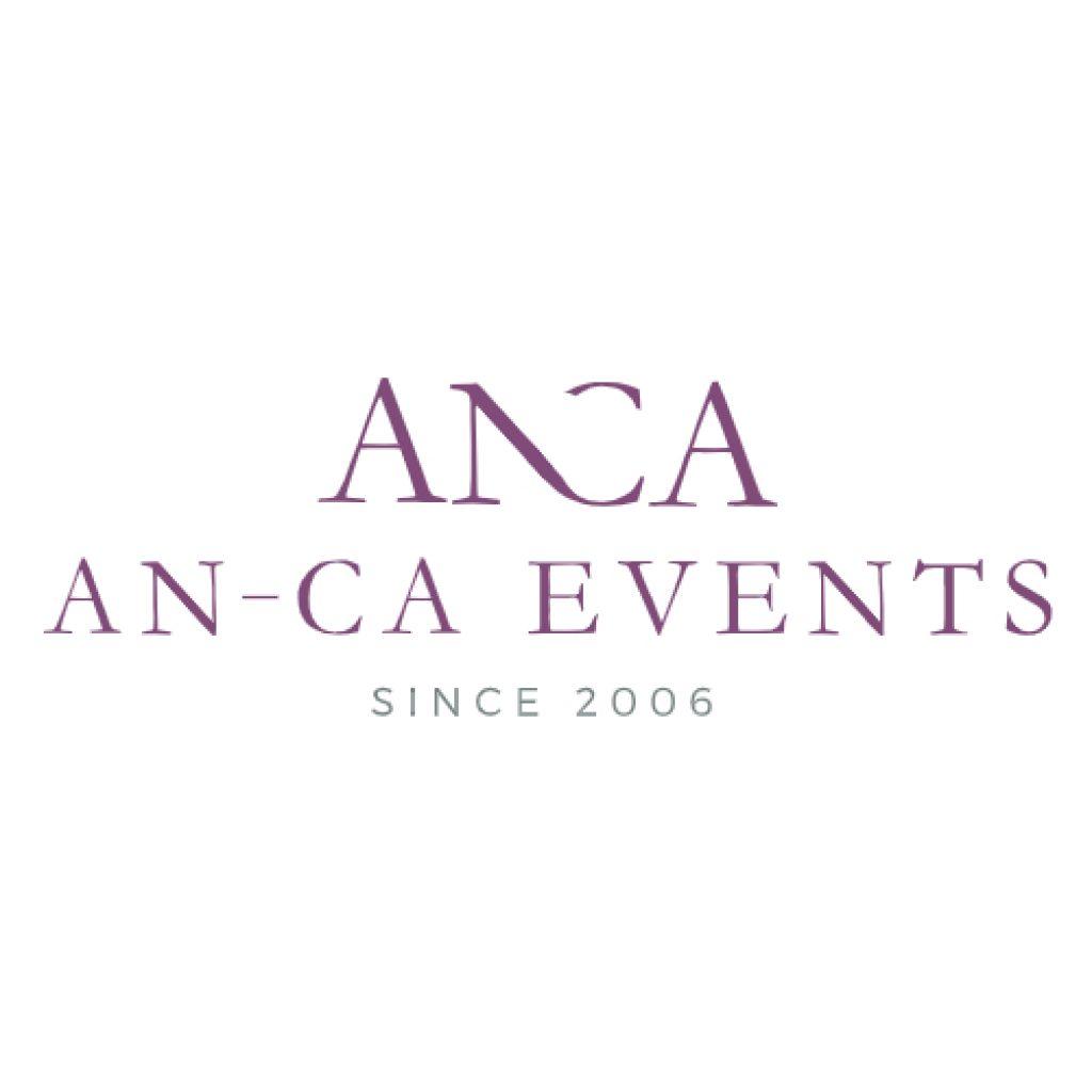Logo An-Ca Events, membru AADF