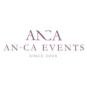 Logo An-Ca Events, membru AADF