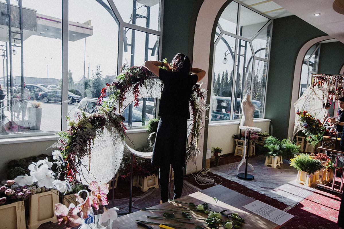 Cupa Romaniei de Arta Florala 2018