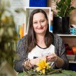 Filomena Brisc, vicepreședinte al Asociației Antreprenorilor din Domeniul Floristic din România