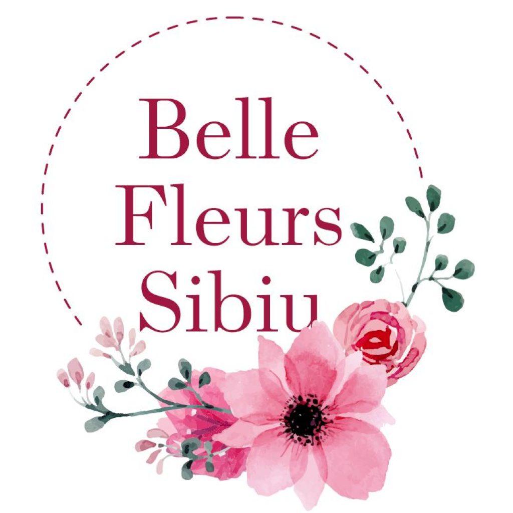logo Florăria Belle Fleurs
