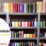 Cristea Lumânări, producător de lumânări din România